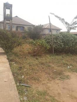 a Fenced Twin 3 Bedroom Bungalow (unpainted) on a Full Plot of Land,, Royal Palmwill Estate, Badore, Ajah, Lagos, Mixed-use Land for Sale
