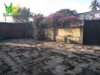 Plot of Land 1200sqm, Adeniran Ogunsanya Street, Surulere, Lagos, Residential Land for Sale