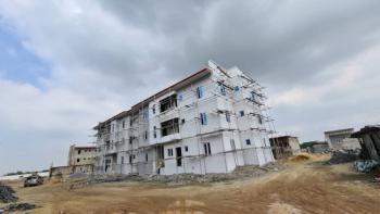Affordable Custom Built 3 Bedroom Apartment in Premium Location, Off Monastery Road, Behind Novare Mall Shoprite, Sangotedo, Ajah, Lagos, Flat for Sale
