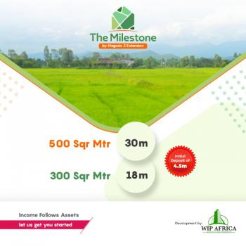 The Milestone, By Magodo Phase 2 Extension., Gra, Magodo, Lagos, Residential Land for Sale