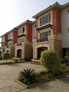 12 Units of 4 Bedrooms Terraced Duplex with 2 Maids Room Each, Jabi, Abuja, Terraced Duplex for Sale