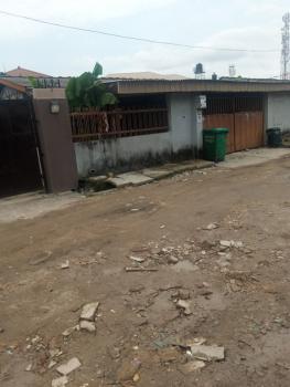 Detached Bungalow with Bq, Adegoke Off Masha Road, Masha, Surulere, Lagos, Detached Bungalow for Sale