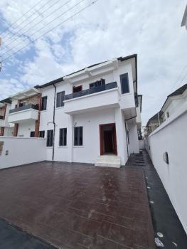 Luxury 5 Bedroom Semi-detached Duplex in a Gated Estate, Agungi, Lekki, Lagos, Semi-detached Duplex for Sale