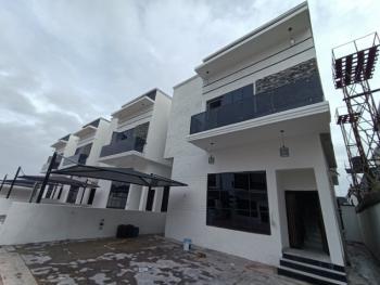4 Bedroom Fully Detached with Bq in a Secured Estate, Ikota Villa Estate, Ikota, Lekki, Lagos, Detached Duplex for Sale