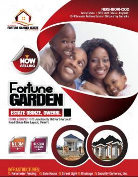 Cheap Land, Fortune Garden Estate, Futo Junction, Obinze, Owerri Municipal, Imo, Residential Land for Sale