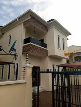 Luxury, Exotical 5 Bedroom Full Detached with a Bq, After Chevron Toll Gate, Ikota, Lekki, Lagos, House for Sale