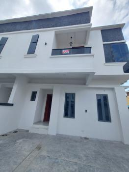 Luxury 4 Bedroom Semidetached Duplex with Bq, Chevron Alternative, Lekki, Lagos, Semi-detached Duplex for Sale