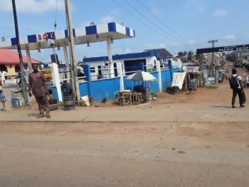 Newly Refurbished Petrol Filling Station, Igando, Idimu, Lagos, Filling Station for Sale