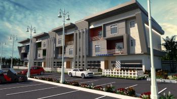 4 Bedroom Semi-detached Terraces., Gwarinpa, Life Camp, Abuja, Semi-detached Duplex for Sale