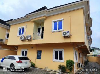 Neat 3 Bedrooms Terrace (self Serviced), Off Adebayo Doherty Street, Lekki Phase 1, Lekki, Lagos, Terraced Duplex for Rent
