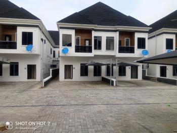 Brand New Luxury 4 Bedrooms Semi Detached Duplex, Orchid Road, Lekki Phase 2, Lekki, Lagos, Semi-detached Duplex for Rent