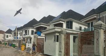 Top Notch Spacious 5 Bedroom Detached Duplex with Massive Compound, Within Ikota Villa Estate, Ikota, Lekki, Lagos, Detached Duplex for Sale