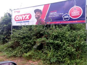 Land, Onyx Garden Estate, Obinze, Owerri Municipal, Imo, Mixed-use Land for Sale