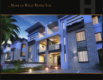 3 Bedroom Qua Duplex  (shell House), Idu New Layout., Idu Industrial, Abuja, Terraced Duplex for Sale