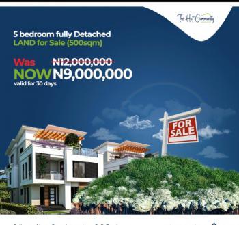 5 Bedroom Fully  Detached Luxury Duplex -shell House, New Idu Layout., Idu Industrial, Abuja, Detached Duplex for Sale