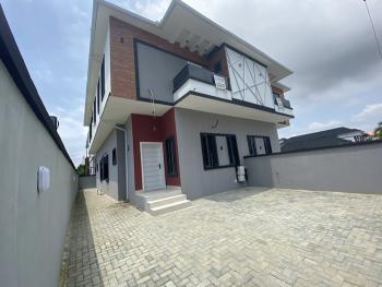 Lovely 4 Bedroom Semi Detached Duplex, Osapa, Lekki, Lagos, Semi-detached Duplex for Sale