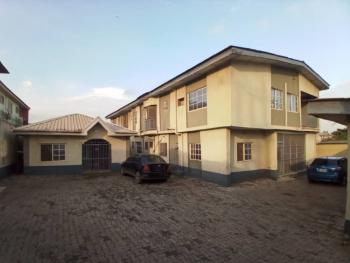 5 Nos 3 Bedrooms Flat with 1 No. 2 Bedrooms Flat & 12 Nos. Lock-up Shops, Ogba, Ikeja, Lagos, Block of Flats for Sale