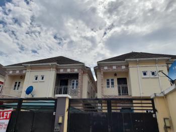 Luxury 3 Bedrooms Semi Detached Duplex, Westend Estate, Ikota, Lekki, Lagos, Semi-detached Duplex for Rent