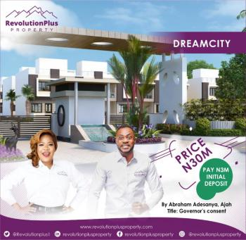 Dream City Estate, By Abraham Adesanya Estate, Ogombo, Ajah, Lagos, Mixed-use Land for Sale