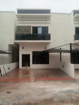 4 Bedroom Duplex with Bq, Ikota Villa Estate Behind Mega Chicken., Ikota, Lekki, Lagos, Semi-detached Duplex for Sale