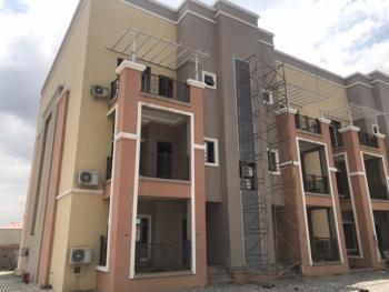 4 Units of Elegantly Designed 3 Bedroom Terrace Duplex with Bq., Off Ademola Adetokunbo Crescent, Wuse 2, Abuja, Terraced Duplex for Rent