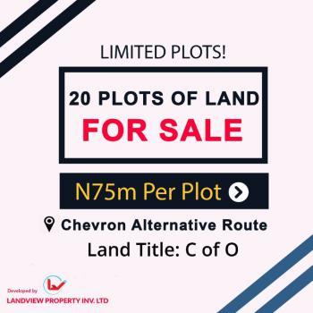 Affordable Plots of Land, Chevron Alternative, Ikota, Lekki, Lagos, Mixed-use Land for Sale
