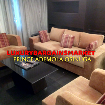 One of The Very Best Deals for Furnished Detached Houses, Victoria Island (vi), Lagos, Semi-detached Duplex for Rent