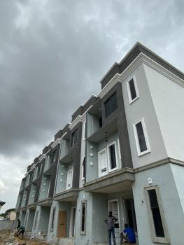 Newly Built 4 Bedroom Terrace Duplex with B. Q, Victoria Island (vi), Lagos, Terraced Duplex for Sale
