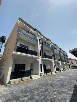 Brand New 4 Bedroom Terrace Duplex with B. Q, Victoria Island (vi), Lagos, Terraced Duplex for Sale