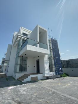 Contemporary 5 Bedroom Detached Duplex with B. Q, Pinnock Beach Estate, Osapa, Lekki, Lagos, Detached Duplex for Sale