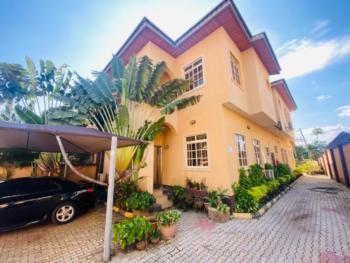 Serviced 4 Bedroom Semi Detached Duplex with Bq, Hill Crest Garden Estate, Wuse 2, Abuja, Semi-detached Duplex for Rent
