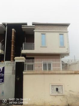 Newly Built 4 Bedroom Detached Duplex with a Bq, Peninsula Garden Estate, Back of Blenco Supermarket, Olokonla, Ajah, Lagos, Detached Duplex for Rent