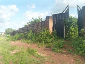 1500sqm (3 Plots) Fenced and Gated Land, Behind Innoson, Emene, Enugu, Enugu, Mixed-use Land for Sale