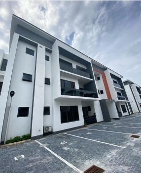 Lovely 4 Bedroom Terraced Duplex with Bq, Osapa, Lekki, Lagos, Terraced Duplex for Sale