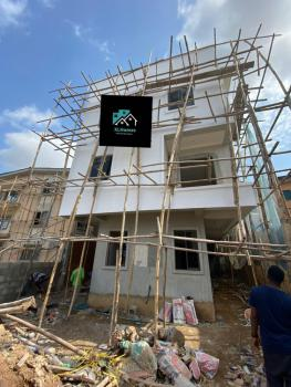 Brand New 4 Bedroom Twin Duplex with Bq, Mende, Maryland, Lagos, Detached Duplex for Sale