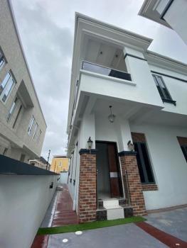 4 Bedroom Semi Detached Duplex, Chevron, Lekki Phase 1, Lekki, Lagos, Semi-detached Duplex for Rent