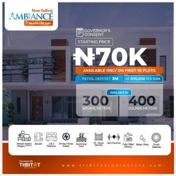 Good Residential Land, Ajiwe, Ajah, Lagos, Residential Land for Sale
