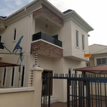 Attractive 5 Bedroom Fully Detached Duplex + Bq, Ikota, Lekki, Lagos, Detached Duplex for Sale
