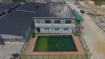 3 Bedroom Semi-detached Duplex with Bq, Vantage Court 2, Ibeju Lekki, Lagos, Semi-detached Duplex for Sale