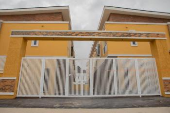 Luxury 3 Bedroom Terrace Duplex with State of The Art Facility, Chevron Drive, Agungi, Lekki, Lagos, Terraced Duplex for Rent