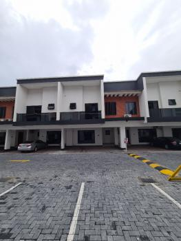 Luxury 4 Bedroom Terrace Duplex in a Gated Estate, Ologolo, Agungi, Lekki, Lagos, Terraced Duplex for Sale