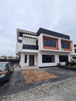 Classic 4 Bedroom Semi-detached Duplex in a Secured Estate, Ologolo, Agungi, Lekki, Lagos, Semi-detached Duplex for Sale