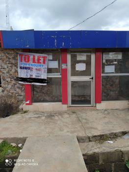 Beautiful Shop Space with Toilet on The Road, By Total Filling Station, Oregun, Ikeja, Lagos, Shop for Rent