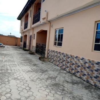 Very Neat and Affordable Two Bedroom Apartment, Lfi Estate, Igbogbo Baiyeku Road Ikorodu, Igbogbo, Ikorodu, Lagos, Mini Flat for Rent