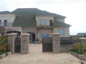 4 Bedroom Penthouse Duplex with 2 Rooms Bq, River Park Estate, Lugbe District, Abuja, Semi-detached Duplex for Sale