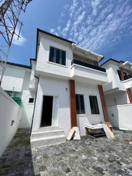 Brand New 3-bedroom Semi-detached House with Bq, Idado, Lekki, Lagos, Semi-detached Duplex for Sale