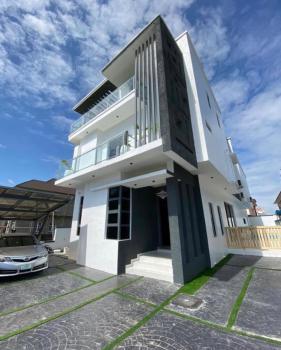 Five Bedroom Detached Duplex with Bq, Swimming Pool, Osapa, Lekki, Lagos, Detached Duplex for Sale