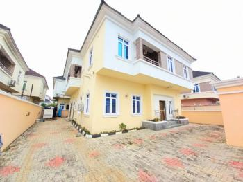 Lovely Brand New 5 Bedroom Fully Detached Duplex, Chevy View Estate, Lekki, Lagos, Detached Duplex for Sale