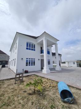 Luxury 5 Bedroom Detached Duplex with a Swimming Pool in a Serviced Estate, Royal Garden Estate, Ajiwe, Ajah, Lagos, Detached Duplex for Sale