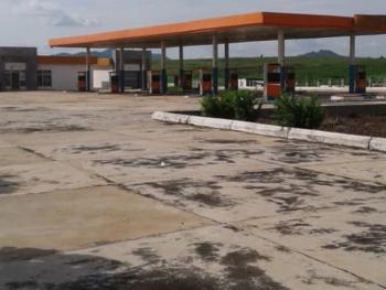 a Filling Station Sitting on 5,000sqm Land, Giri, Zuba, Abuja, Filling Station for Sale
